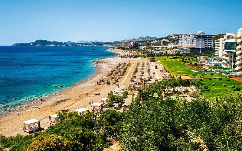 золотой пляж фалираки