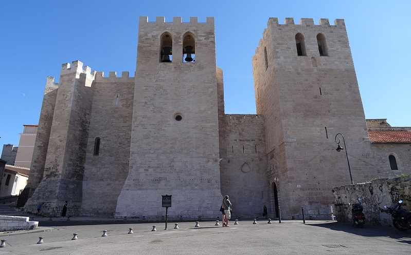 аббатство святого виктора в марселе