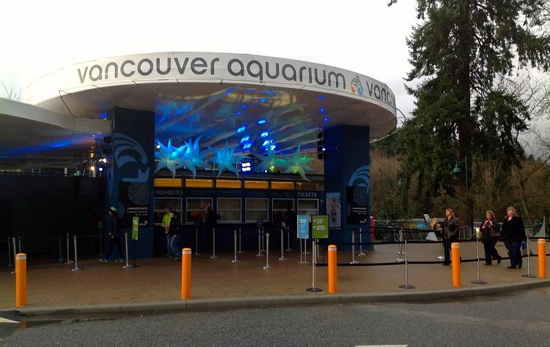 аквариум ванкувера