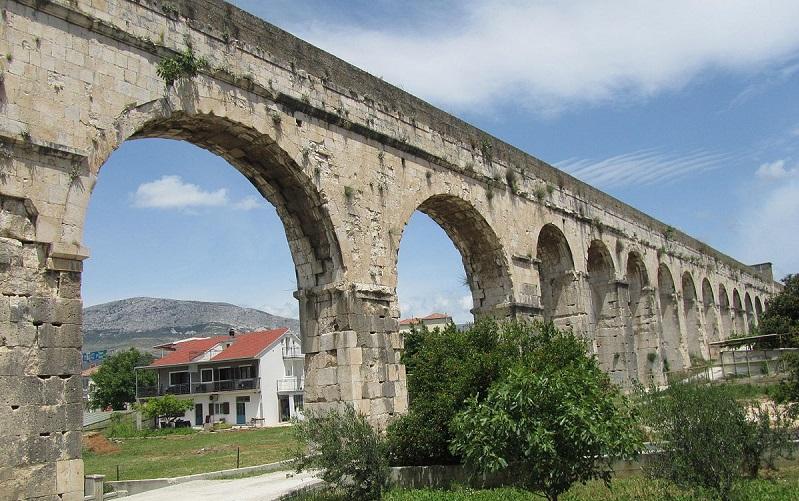 акведук диоклетиана сплит