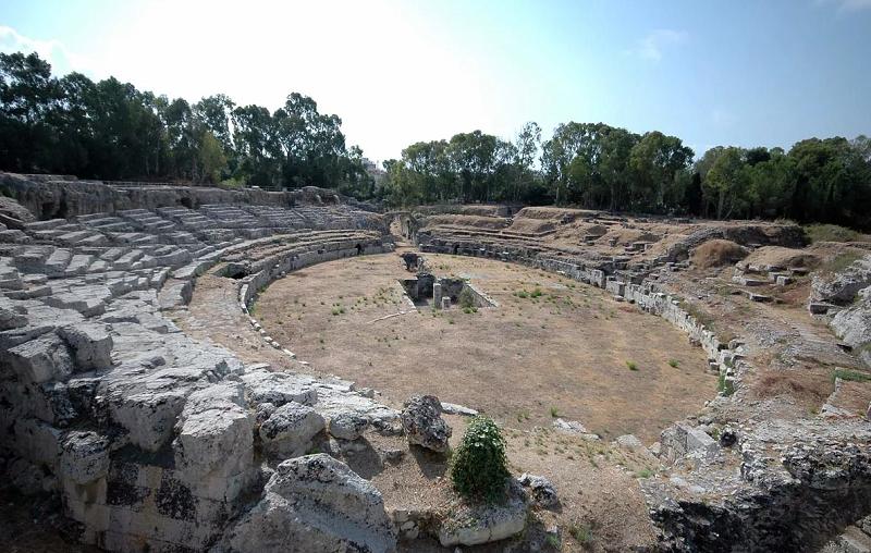 археологический парк неаполис