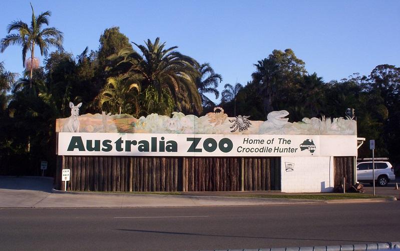 австралийский зоопарк