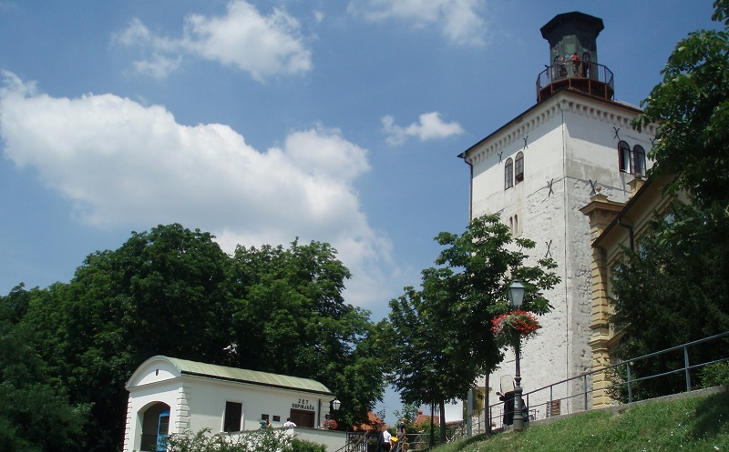 башня лотршчак загреб