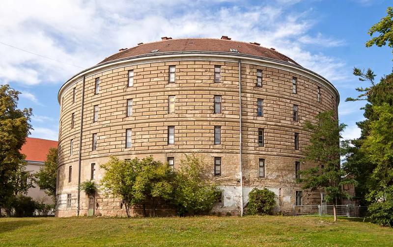 башня сумасшедших вена музей