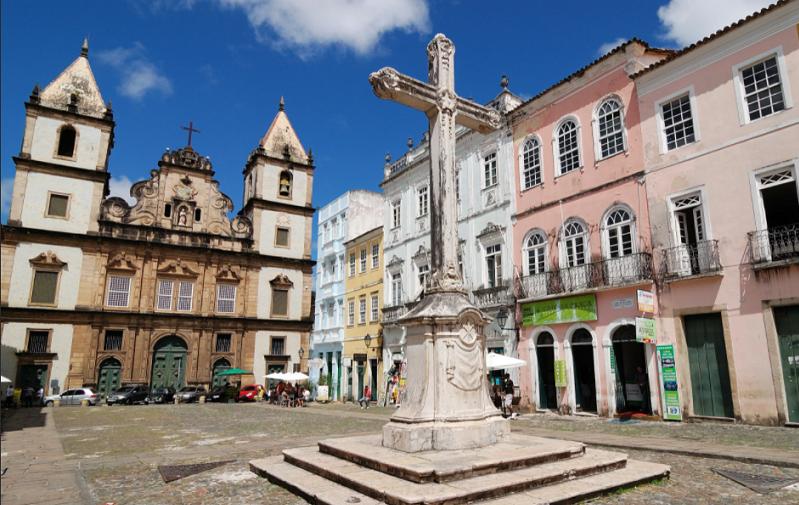 церковь сан-франциско сальвадор