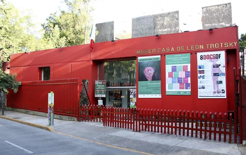 дом-музей троцкого койоакан