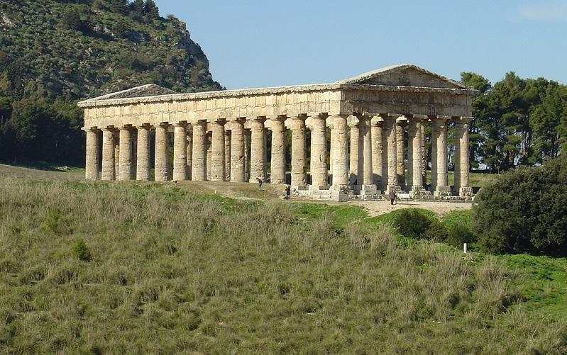 древний город сегеста