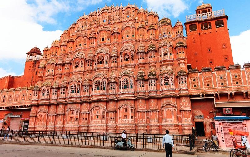 дворец хава-махал джайпур