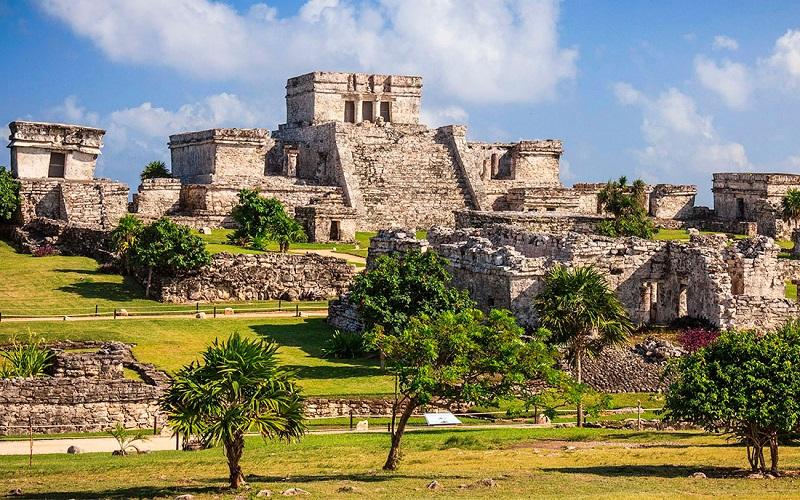 город майя тулум