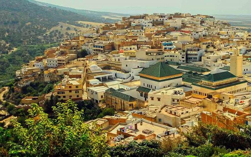 город мекнес марокко
