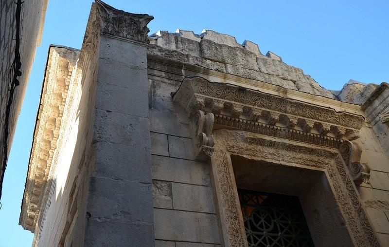 храм юпитера сплит