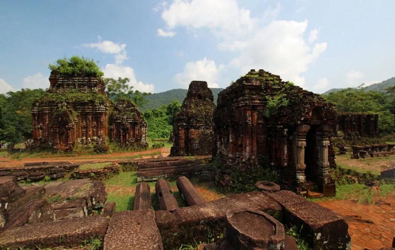 храмовый комплекс май сон
