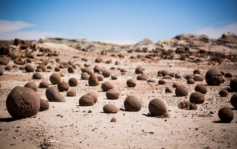исчигуаласто аргентинская лунная долина