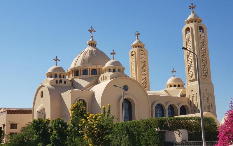 коптская церковь шарм-эль-шейх