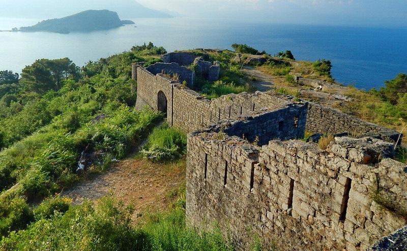 крепость могрен будва