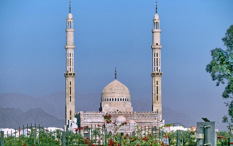 мечеть эль мустафа в шарм эль