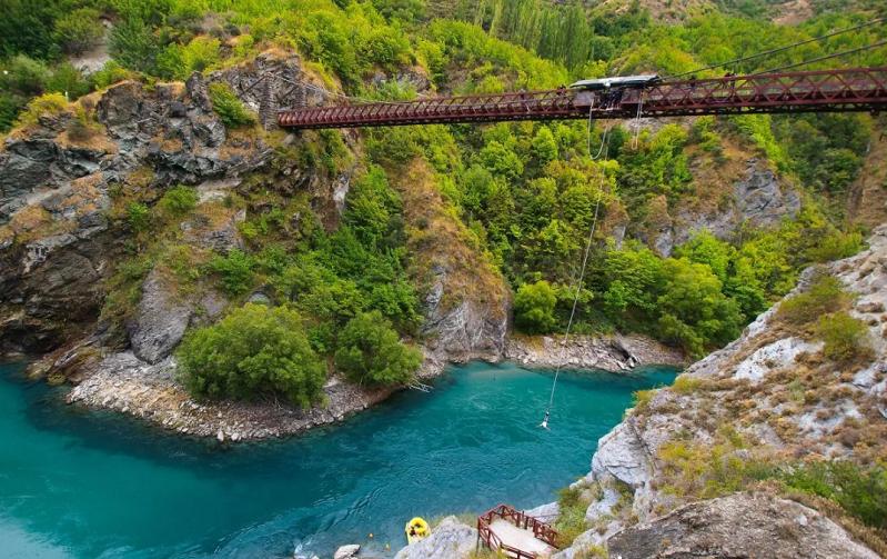 мост каварау