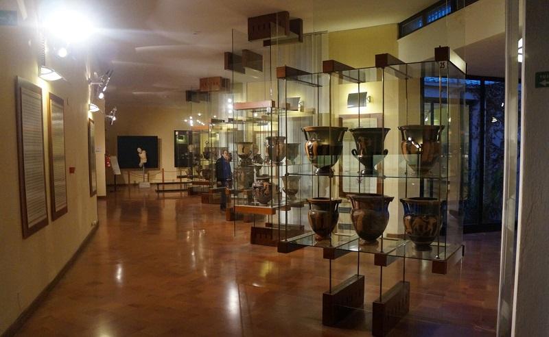 музей археологии в агридженто