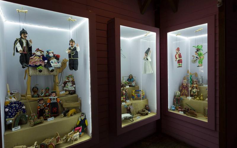 музей игрушек антальи