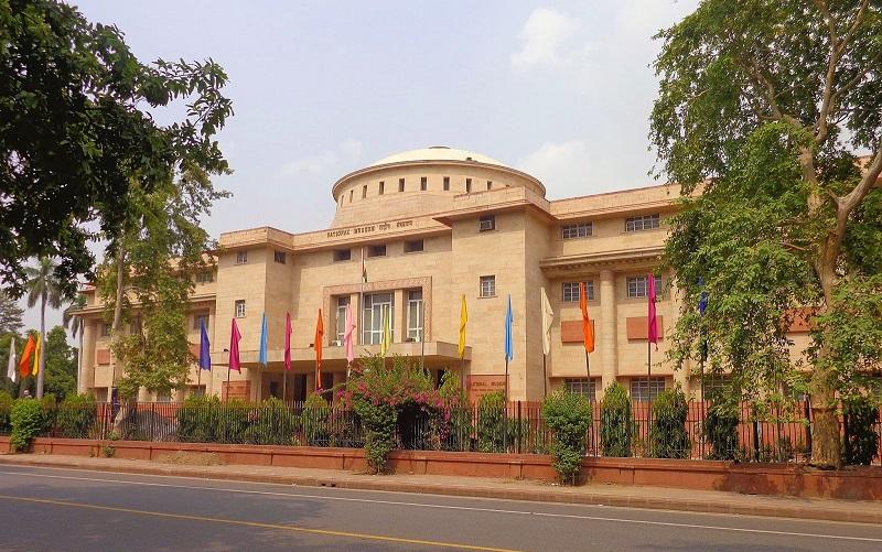 национальный музей индии нью-дели