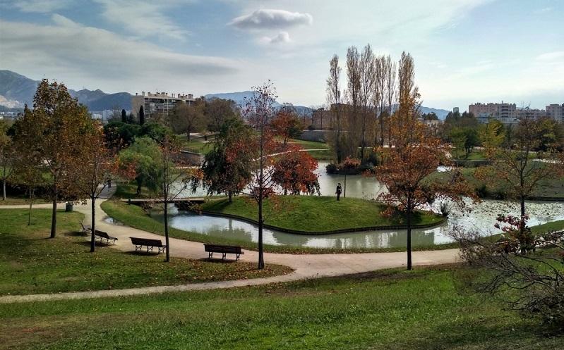 парк 26-го столетия марсель