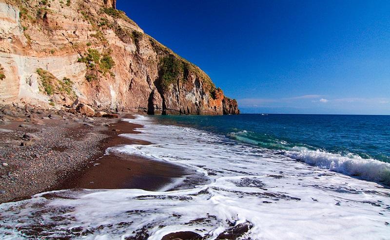 пляж валле и муриа