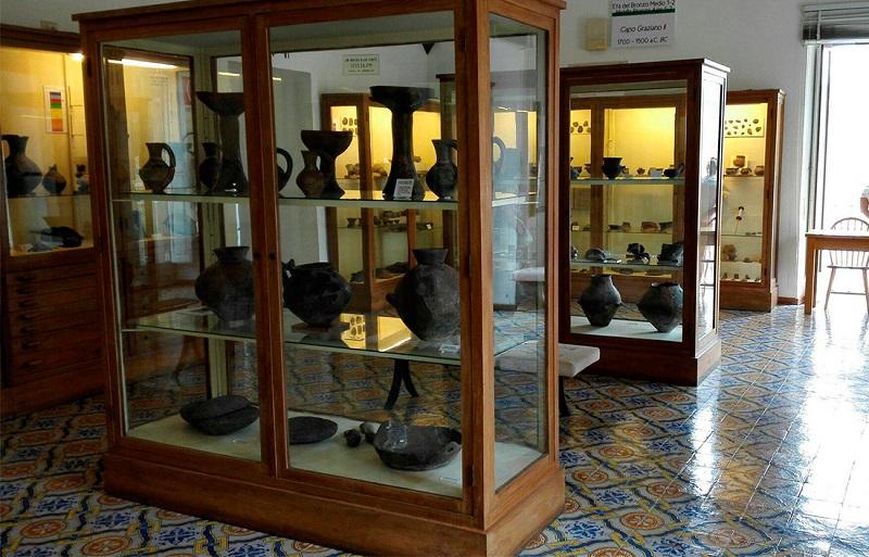 региональный музей археологии эолиано