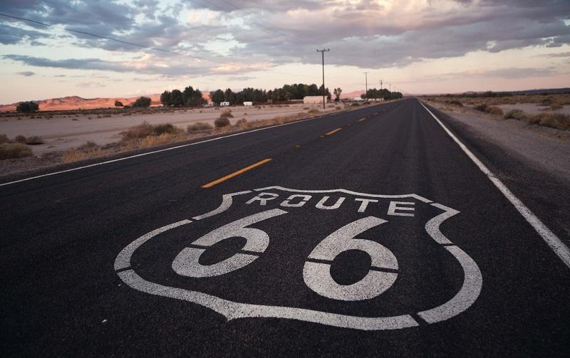 шоссе 66 чикаго