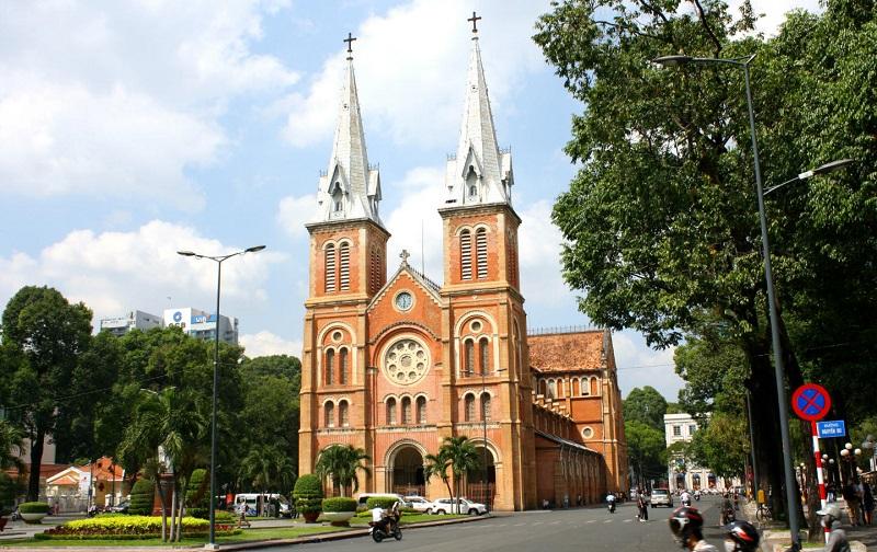 собор сайгонской богоматери