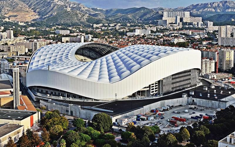 стадион велодром марсель