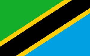 танзания флаг
