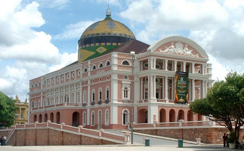 театр амазонас