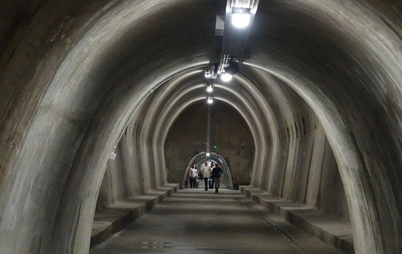 тоннель грич загреб