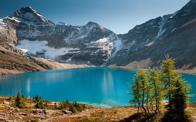 великие озёра канады