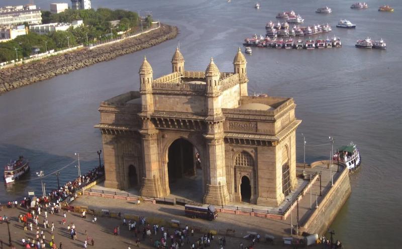 ворота индии мумбаи