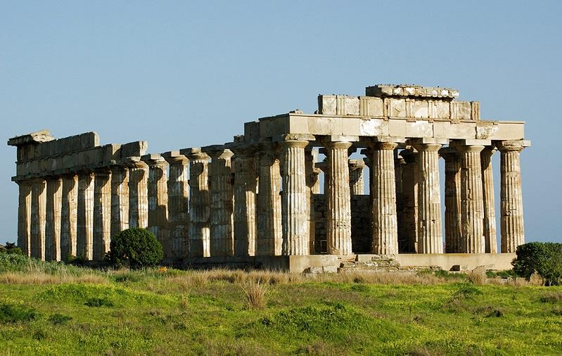 восточные храмы селилунта