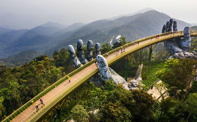 золотой мост дананг