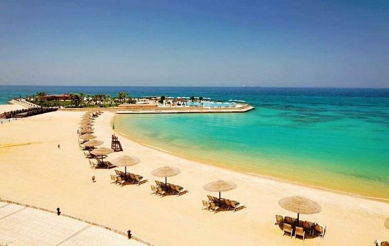 айн-сохна пляжи