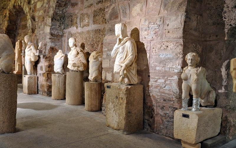 археологический музей сиде