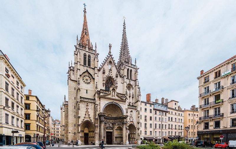 церковь сен низье