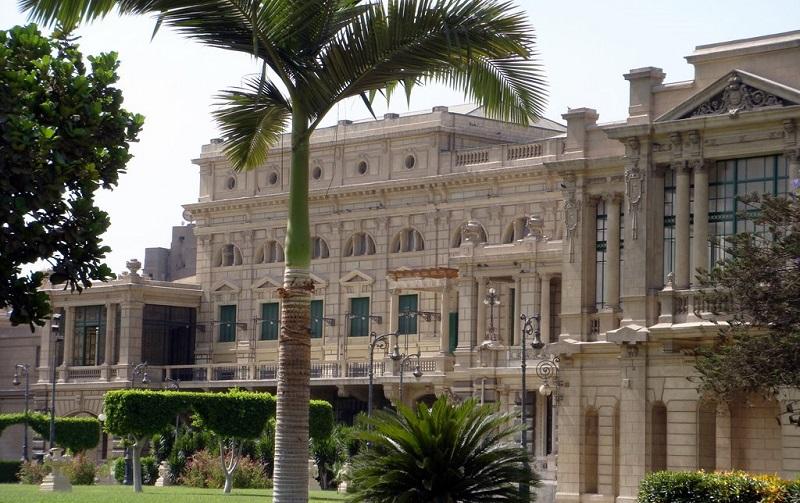 дворец абдин каир