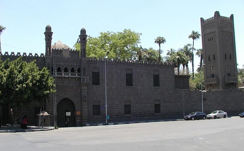 дворец маниал в каире