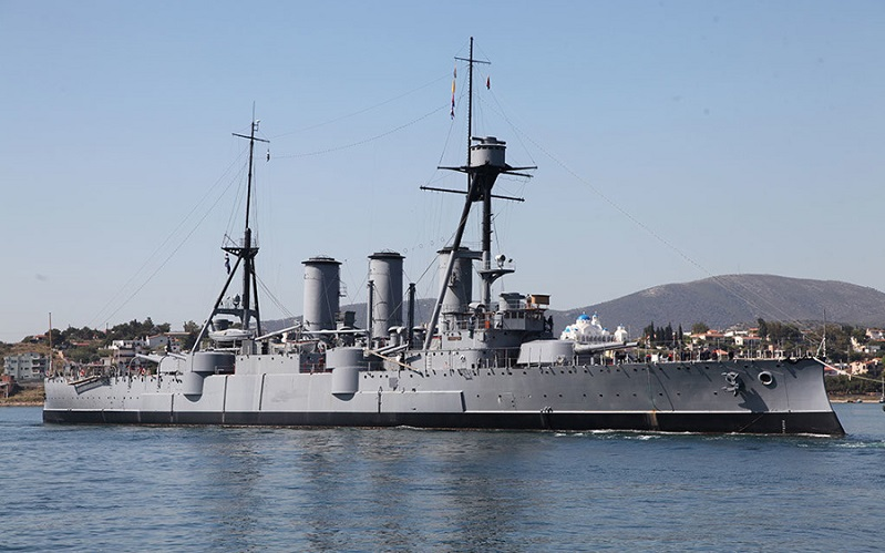 георгиос авероф крейсер