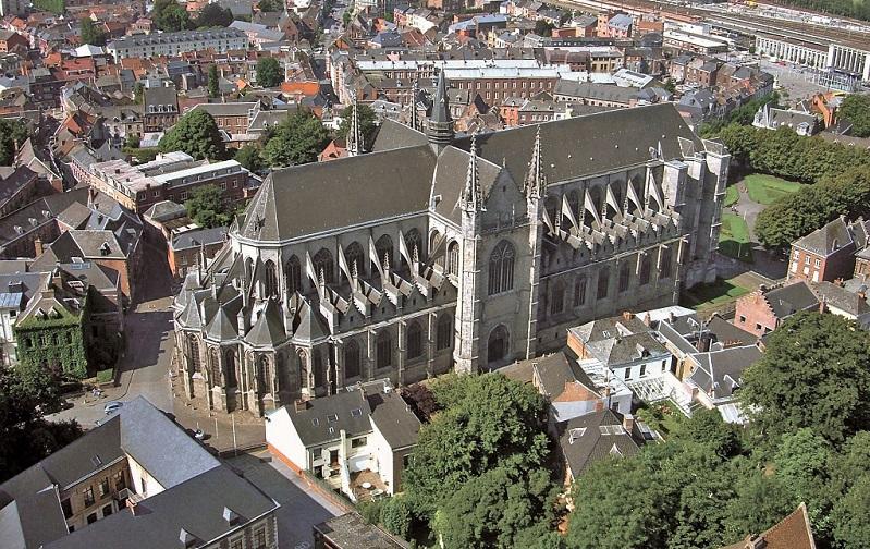 город монс бельгия