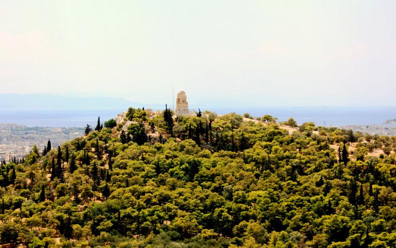 холм филопаппа