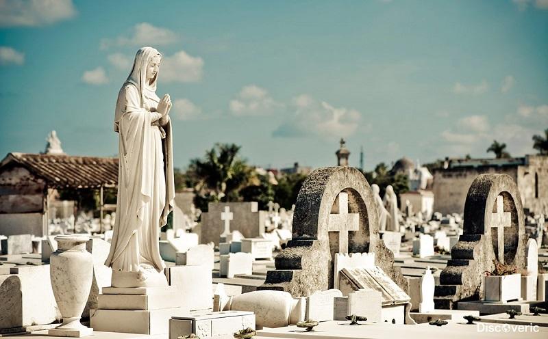 кладбище колон куба