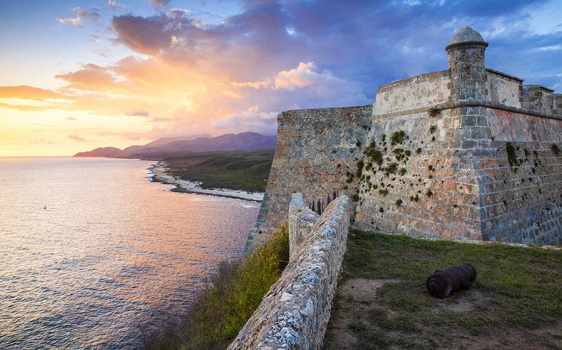крепость сан-педро-де-ла-рока