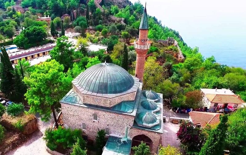 мечеть сулеймание алания