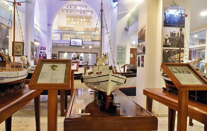 морской музей бодрума