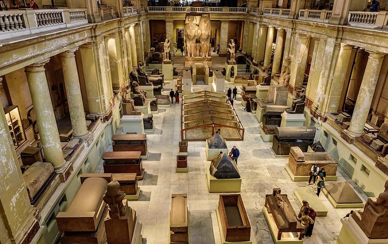 национальный музей египетской цивилизации в каире